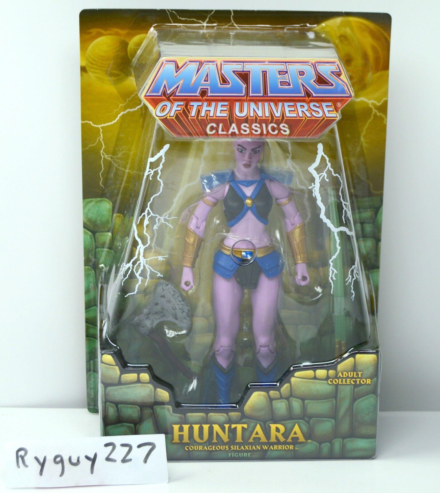 MOTUC, Huntara, Masters of the Universe Classics, MOC, figure, sealed, MISB