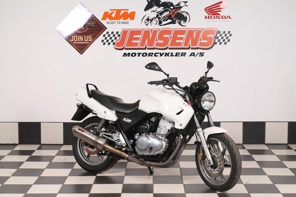 Honda, CB 500, ccm 499