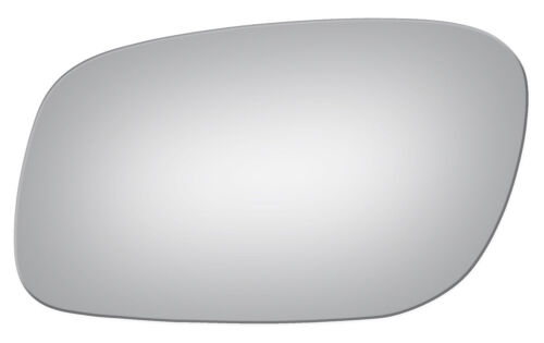 Power mirror glass lens left driver side LH for 1998-2011 Lincoln Town Car 2838
