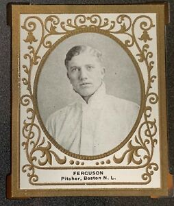 Details About High End 1909 Ramly T204 Sgc 8 George Ferguson Boston Red Sox Centered Sharp