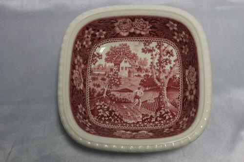 VILLEROY /& BOCH RUSTICANA ROUGE BOL Ø 21 x 21 cm v/&b porcelaine c3