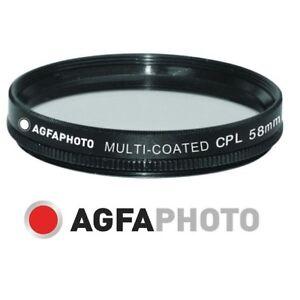C-PL Multithreaded Glass Filter Multicoated 43mm for Canon VIXIA HV30 Circular Polarizer