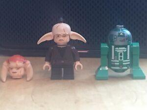 Lego-Even-Piell-R3-D5-T-Tiin-039-s-Jedi-Starfighter-9498-Star-Wars
