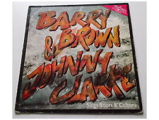 Barry Brown & Johnny Clarke – Sings Roots & Culture - LP