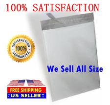 10 X 13 White Poly Mailer Self Sealing Shipping Envelope Bags Plastic Mailer Bag