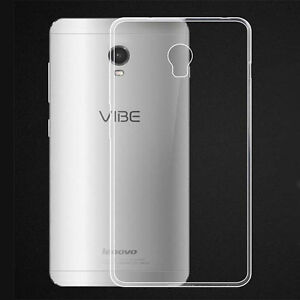 more photos 454f4 db783 Details about For Lenovo Vibe P1 Clear Ultra Thin invisible Gel skin case  cover