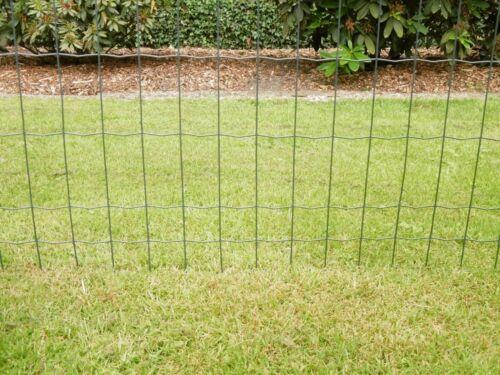 Schweißgitter-draht Gartenzaun Gitterzaun 100 cm x 25 m grau anthrazit schwarz