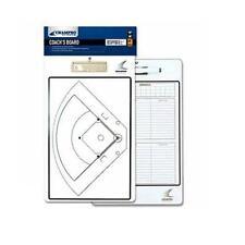 "Champro Baseball Softball Dry Erase Clipboard - Coaches Board 10""x16"""