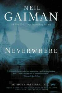 Neverwhere-Author-039-s-Preferred-Text-Hardcover-by-Gaiman-Neil-Like-New-Use