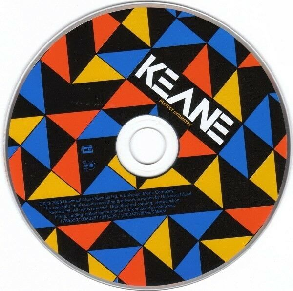 Keane: Perfect Symmetry, rock