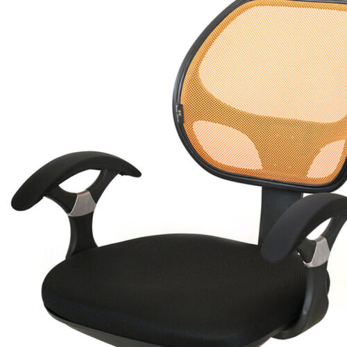 New 1Pair Removable Office Computer Elbow Chair Stretch Armrest Cover Home Decor
