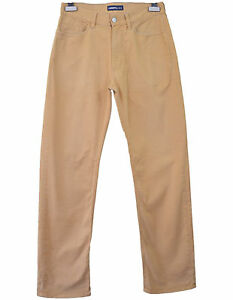 18b7b1d47295 CERRUTI Vtg Retro 90s Tan Brown Designer Jeans Unisex High Waisted ...