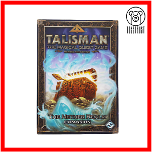The-Nether-Realm-Expansion-for-Talisman-The-Magical-Quest-Revised-4th-Edition