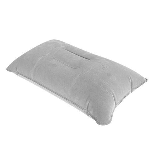 Folding Air Inflatable Pillow Outdoor Camping Cushion Nap Sleep AM5