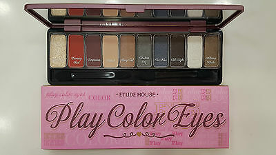 [Etude House] Play Color Eyes Palette 1gX10ea #1 So Hot (Limited)