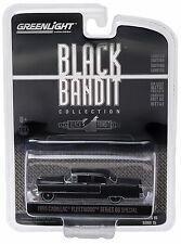 1:64 GreenLight *BLACK BANDIT R15* 1955 Cadillac Fleetwood Series 60 *NIP*