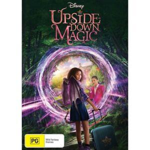 Disney Upside-Down Magic DVD