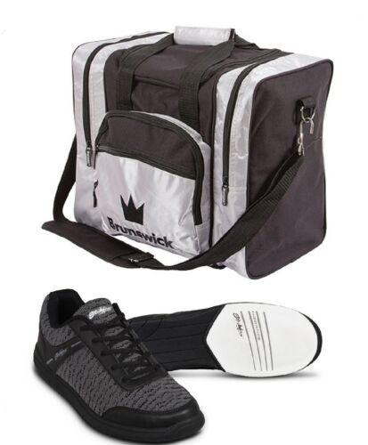195d42f7cf2e02 assorti balle tailles Chaussures Kr sac 14 de noir acier de 6 bowling et  maille Flyer ...