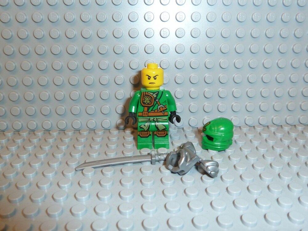 LEGO ® Ninjago 1x personnage Lloyd vert avec avec avec arme Anacondrai njo129 de 70749 Nouveau f636 b5db66