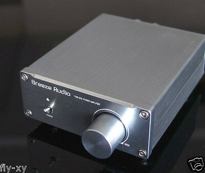 Latest HIFI 2.0 stereo output digital power amplifier TPA3116 50WX2 by WLX