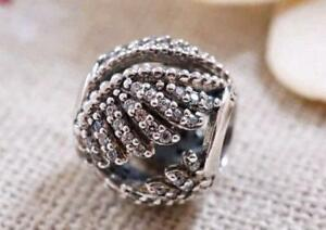 Authentic Pandora Silver 💝 Charm Bead 791749 Majestic