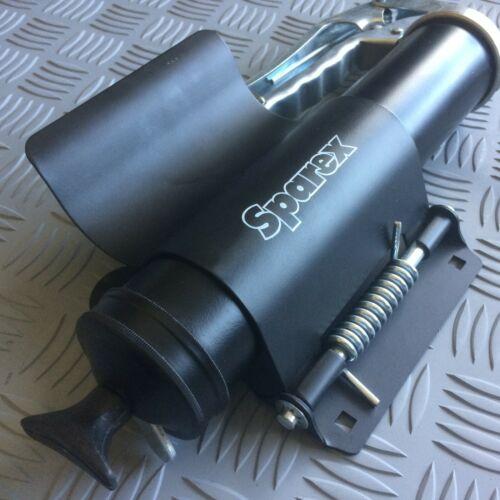 montaje abrazadera pistola engrasadora soporte de montaje Pistola Engrasadora resistente muy fuerte.