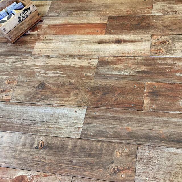 Natural Wood Effect Porcelain Wall Floor Tiles 15cm X 66cm Ebay