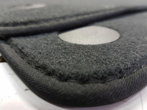 Fußmatten für W169 Mercedes A-Klasse  Original Qualitat Velours 2 Teilig