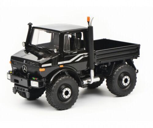 Schuco MB Unimog U1600 schwarz 1:32 Art 450772300 Nr