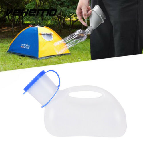 Portable Car Handle Urine Bottle Urinal Travel Camp Urination Device Pee AYAY