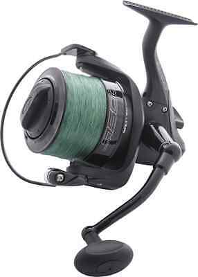 Wychwood NEW Dispatch 7500 Carp Fishing Spod & Marker Reel with 30lb Braid