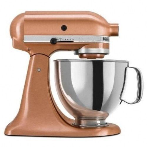 KitchenAid Artisan Series All Metal 5 Qt Tilt Head Stand Mixer Many Colors