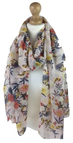New Women Chiffon Large Scarves Ladies Silk Scarf  Girls Printed Scarf Pashmina