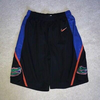 the latest 1a6f8 e3f02 EUC 11-12 Nike Florida Gators Authentic Basketball Shorts S Tech Dri Jordan  Tech   eBay