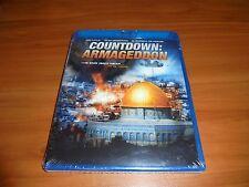 Countdown: Armageddon (Blu-ray Disc, 2010) Clint Browning NEW