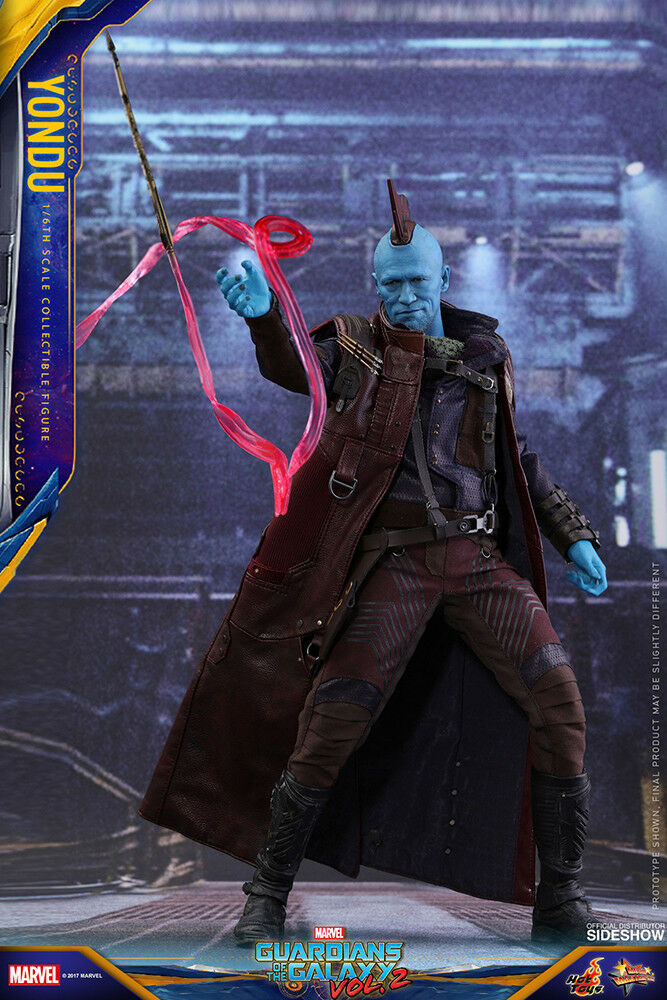 Hot Toys Guardians of the Galaxy Galaxy Galaxy Vol 2 YONDU 1/6 Scale Action Figure MMS435 5bf0a5