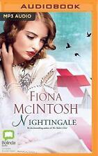 Nightingale by Fiona McIntosh (2016, MP3 CD, Unabridged)