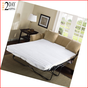 Swell Details About Pull Out Sofa Hide A Bed Mattress Pad Waterproof Full Size Futon Sleep Couch Machost Co Dining Chair Design Ideas Machostcouk