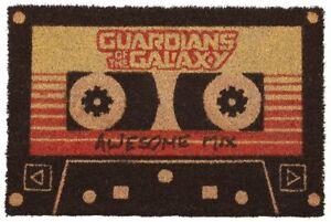 Officiel-Guardians-of-the-Galaxy-Marvel-Awesome-Mix-Tape-Paillasson-Porte-Tapis-Cadeau