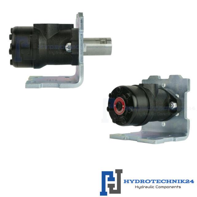 Hydraulikmotor Gerotormotor Ölmotor BMR 125 465 U//min ähnlich SMR BMP OMP  EMP