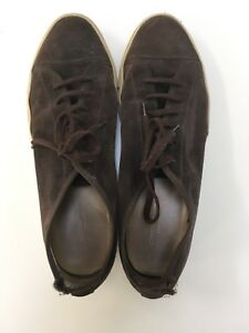 483c60679baa Image is loading Common-Projects-46-Chocolate-Brown-Suede-Made-In-