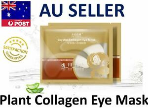 10-Pairs-Anti-Wrinkle-Dark-Circle-Plant-Collagen-Under-Eye-Patches-Pad-Mask-Bag