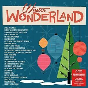 Winter-Wonderland-Vinyl-LP-Christmas-Music-New-2017