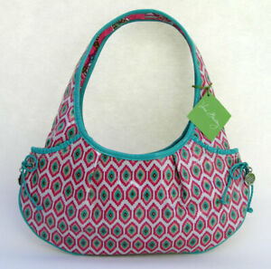 Together Hobo Turquoise Coral Vera Purse Call Bag Blauw Tied Me Teal Bradley Roze CxrtQshdB