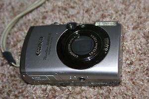 Canon-PowerShot-Digital-ELPH-SD850-IS-Digital-IXUS-950-IS-8-0-MP-Camera-AS-IS