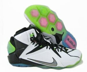finest selection 9051c ab104 Image is loading NIKE-LEBRON-12-XII-AS-ALL-STAR-Size-