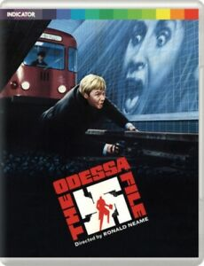 NEW-The-Odessa-File-Limited-Edition-Blu-Ray-PHILTD084