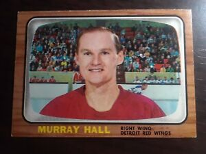 1966-topps-105-MURRAY-HALL-RC-COND-EX-NM