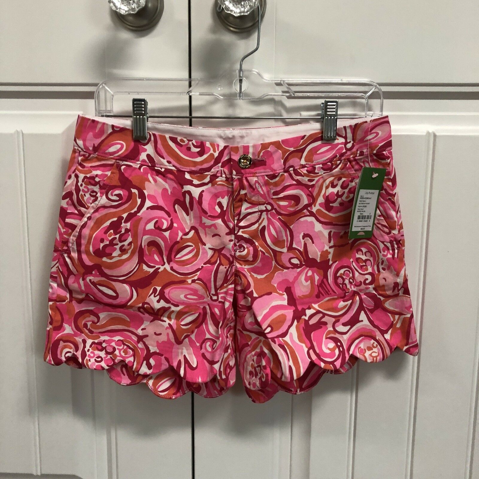 Lilly Pulitzer Buttercup Shorts 0