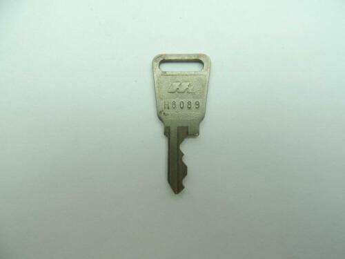 NOS Vintage Honda Key H8089 Y2257v